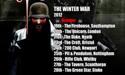 Winter War - October and November 2012