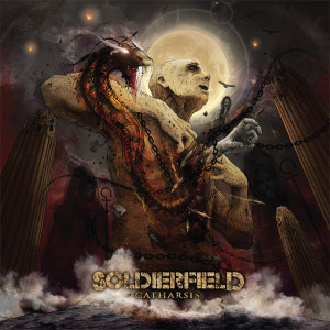 Soldierfield - Catharsis - front cover