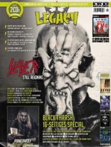 Legacy magazine, Issue 97